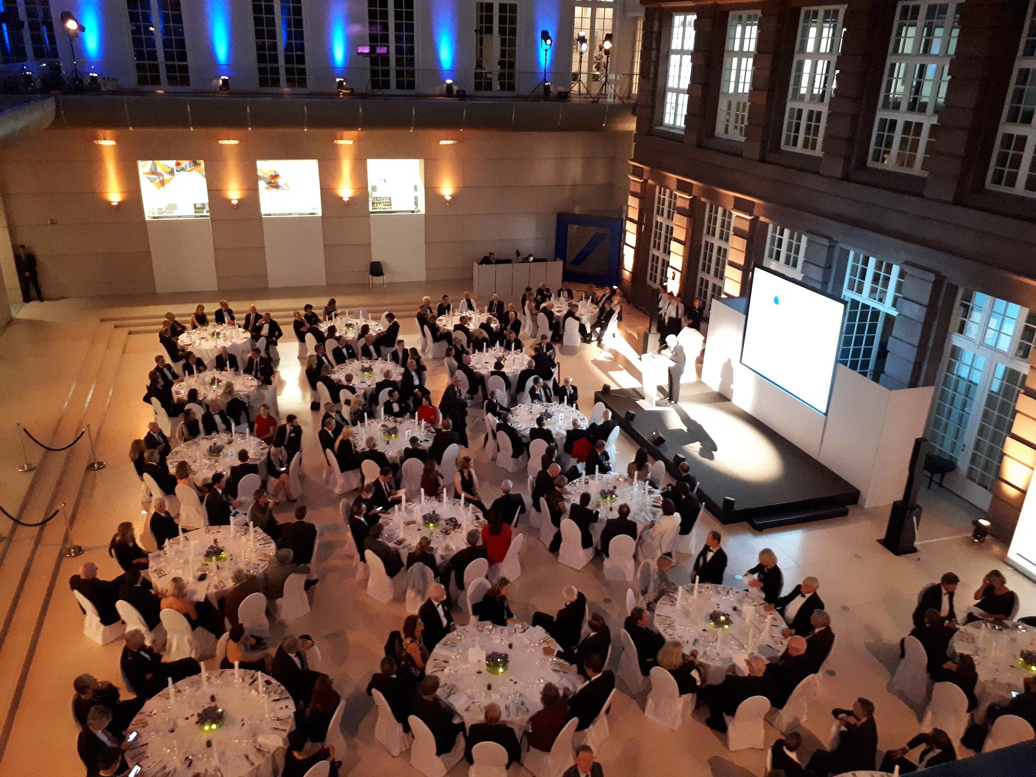 Veranstaltung Atrium der deutschen-bank