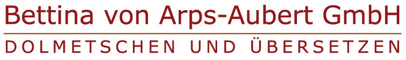Logo: Dolmetscher-Büro Arps-Aubert GmbH